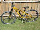 Specialized Hardrock SR Suntour 21-speeds mountain bicycle 26 x 2.00 tires gold