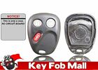 NEW Keyless Entry Key Fob Remote For a 2006 Chevrolet SSR CASE ONLY REPAIR KIT