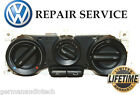 REPAIR SERVICE for VOLKSWAGEN VW NEW BEETLE CLIMATE CONTROL A/C HEATER 1998-2010