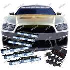 54 White LED Car Truck Emergency Flashing Warning Hazard Flash Strobe Light C13