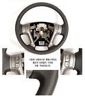 [Kspeed] (Fits: Hyundai Veracruz ix55) Genuine Leather Heated Steering Wheel