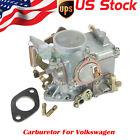 1600cc Air Cooled Type 1 Engines Carburetor Carb Fit VW Beetle Thing 113129031k