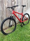 Haro Flight Line Mountain Bike With Front Suspension
