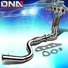 4-1 STAINLESS STEEL HEADER FOR 06-12 4G MIT ECLIPSE 4CYL 4G69 EXHAUST/MANIFOLD