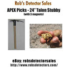 "Apex 30"" Talon Prospecting Pick,  Gold Prospecting Pick for Gold Nuggets"