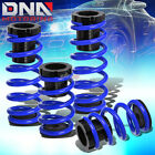 "FOR 93-97 FORD PROBE/MX-6 1-3""SCALED SUSPENSION LOWERING COILOVER BLUE SPRINGS"
