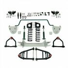 Mustang II 2 IFS Front End kit for 32-48 Dodge Stage 2 Standard Spindle