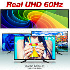 "New 40"" DLT W40DUHT Real 4K UHD TV HDMI 60Hz 3840x2160 LED TV Monitor"