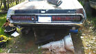 1967 Mercury Cougar Tail Lights,Rear Bumper and Rear Panel
