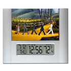 The Beatles Wizard Of Oz Abbey Road Digital Wall Desk Clock temperature + alarm