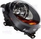 Valeo 45353 RH Headlight fits 14-15 Mini Cooper halogen type w/amber turn signal