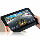 """KitKat 10.1"""" Quad Core 1G Android Tablet PC A33 10"""" Bluetooth 2 Cameras WIFI GPS"""
