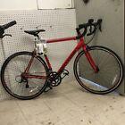 New 2015 Red Cannondale Caad 8 Sora 7 Road Bike