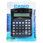 Casio WD-220MS Calculators Water-protected Desk-Top type WD220MS