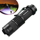 Super Bright 5000LM Q5 14500/AA 3 Modes Zoomable Focus LED Flashlight Torch Lamp