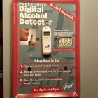 Breathalyzer PNI Digital Personal Alcohol Detector Pocket Sized bt3300 bt3500