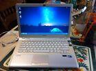 Icy White sony vaio laptop vpccw17fx