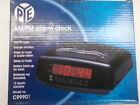 RADIO AM FM ALARM CLOCK LED DISPLAY P.Y.E. CR9901