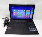"""Asus R503U-LH11 (500GB HDD, 4GB RAM, AMD C-60) 15.6"""" Laptop N627"""