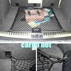 CAR AUTO REAR TRUNK BOOT FLOOR CARGO NET LUGGAGE ELASTIC MESH FLAT SCREEN LINER