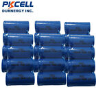 24 x 16340 CR123A 3.7V Li-ion Rechargeab​le Batteries for LED Flashlight Torch