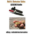 Lesche Knife - Essential Gold Prospecting and Metal Detecting Digging Tool