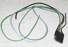 1968 Mustang Fastback Cpe GT Convertible DASH To UNDER HOOD WIRING HARNESS PLUG