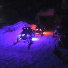 6PC 36 LED 2017 YAMAHA PHAZER MTX RTX XTX SNOWMOBILE UNDERGLOW PODS LIGHT KIT