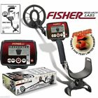 """Fisher F11 Metal Detector with 7"""" Waterproof Coil & 5 Year Warranty"""