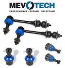 For Dodge Ram 3500 4X4 Front Sway Bar Links & Bushings Suspension Kit Mevotech