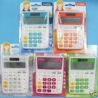 Casio calculator MJ-12VC Mini Desk 150 Step Check Localized number Solar+Battery