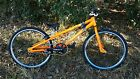 HARO MINI BMX Bike, 6061 Aluminum, Great Condition, No Repairs, Orange, NICE!
