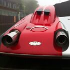 "GGB Competition Style muffler insert 4"" x 16"", jet boat / sport boat muffler"