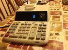 Canon MP25DV Desktop Printing Calculator Adding Machine Calendar And Clock