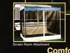 SHADEMAKER SCREEN ROOM ATTACHMENT 12 FOOT  FREE UPS GROUND