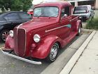 1937 Ford modified leather seats 1937 ford