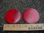 50s 60s 70s maybe STIMSONITE 12A RED LENS STOP TAIL CLEARANCE MARKER SIGNAL