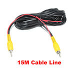 15 Meters RCA Video Cable For Car Rearview Camera Connect Car Monitor Cable line