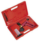 VACUUM TESTER & BRAKE BLEEDING KIT FROM SEALEY VS4022 SYP