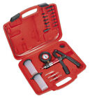 VACUUM & PRESSURE TEST/BLEED KIT FROM SEALEY VS403 SYP