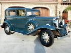 1932 Studebaker Dictator 8 Regal 4 Door Sedan with 50,000 Original Miles 1932 Studebaker Dictator 8 Regal 4 Door Sedan with 50,000 Miles