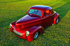 1941 Willys WILLYS REPLICA  1941 WILLYS REPLICA 466 CI FORD BIG BLOCK, 500+ HP ON PUMP GAS