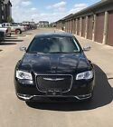2016 Chrysler 300 Series Chrome 2016 Chrysler 300C Loaded Black
