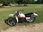1982 Suzuki DR  Vintage 1982 Suzuki DR500 Dirt Bike