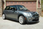 2006 Mini Cooper S COOPER S 2006 MINI COOPER S R53 - SILVER / BLACK - PREMIUM, SPORT, COLD WEATHER PACKAGES