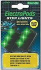 Street FX Step Lights - Black Casing w/ Green Lights