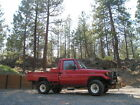 1991 Toyota Land Cruiser  1991 Toyota Landcruiser 75 Series Truck w/ Factory Bed and Rebuilt Diesel Engine