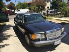 1989 Mercedes-Benz 500-Series  1989 Mercedes Benz 560 sel w126