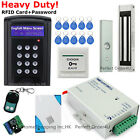 LCD Screen RFID Card and Password Door Access Control System+180kg Magnetic Lock