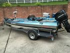 1990 Challenger Bass Boat 17ft  90hp Mercury **NO RESERVE**